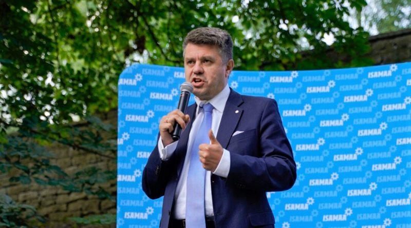 Reinsalu Hirvepargi kõnes: Eesti rahva kestmiseks on oluline, et Tallinna linna juhitaks eestimeelselt