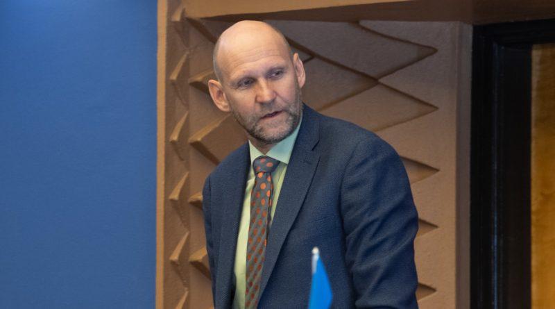 Isamaa fraktsioon andis üle eelnõu Kagu-Eesti kontrolljoonele füüsiliste tõkete rajamiseks