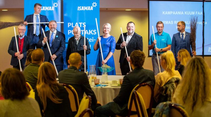 Vaata pilte Isamaa Tallinna konverentsilt